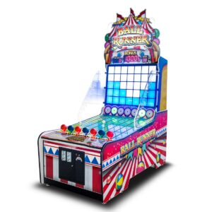 Ball Runner Ticket Redemption Arcade