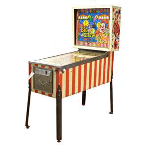 Big Show Pinball Machine