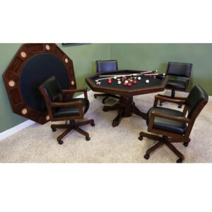 54″ Game Table Set – C.L. Bailey