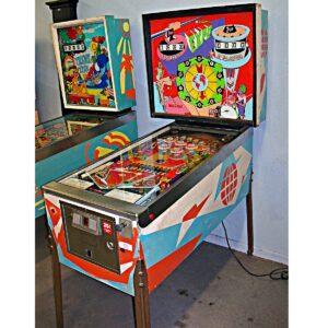 Expo Pinball Machine