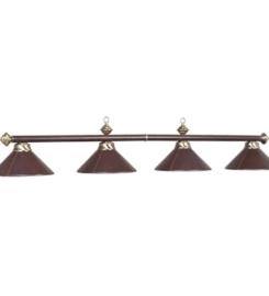 Four-Light-Billiard-Pendant-Fixture-Brown-Leather-1.jpg