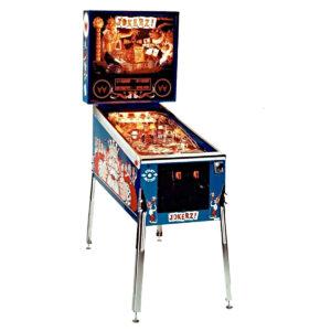 Jokerz! Pinball Machine