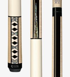 Lucasi-Custom-Carom-Pool-Cues-Geometric-Shaped-Abalone-1.jpg