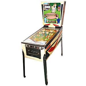MIBS Pinball Machine