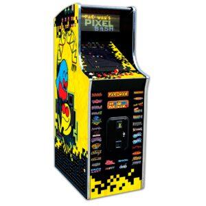 Pac-Man Pixel Bash Home Cabaret Arcade