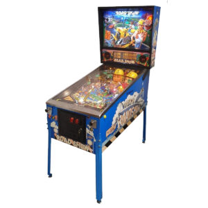 Road Show Pinball Machine