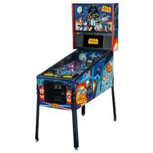 Star Wars Comic Art Pro Pinball Machine