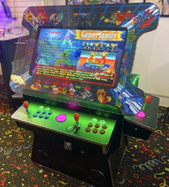 Cocktail Super Arcade With Flip Top 1
