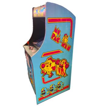 Ms. Pac-Man Arcade 3